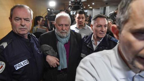 French priest on trial, accused of sexually abusing 75 boys