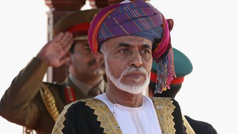 Oman's Sultan Qaboos: a beloved moderniser with an iron fist