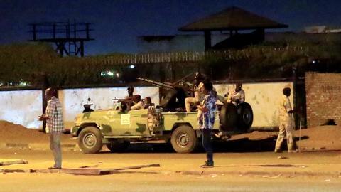 Sudan quells revolt of former spy service men after clashes