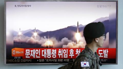 North Korea says missile can carry nuclear warhead