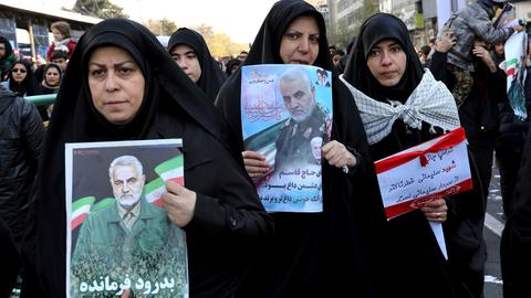 Soleimani's death proves the US has friends in Syria, but it's not the YPG
