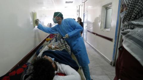 State of emergency declared over Yemen's cholera outbreak