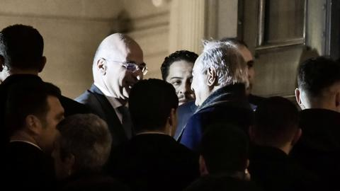 Libya warlord Haftar secretly flies to Greece ahead of Berlin negotiations