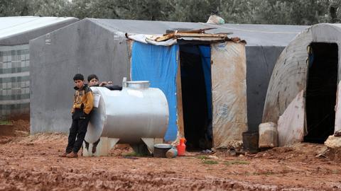 Regime, YPG/PKK, Daesh robbing Syrian children of their childhood - UN