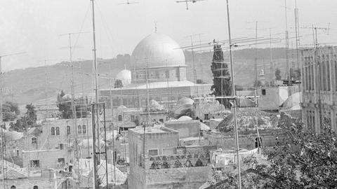 Ottoman Palestine records present obstacle for Israeli land grab policies