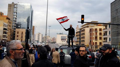 Lack of compromise sets Lebanon down a path of confrontation