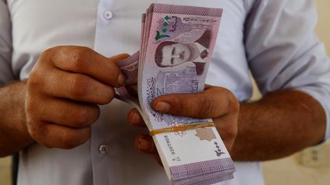 The perpetual decline of the Syrian pound, explained