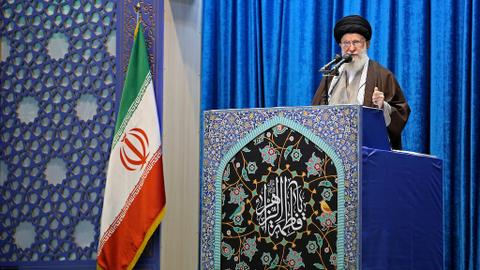 Day Iran attacked US forces in Iraq was a 'day of god' - Khamenei