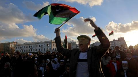 Libya rivals hold UN-sponsored talks in Geneva