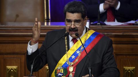 Maduro says still in control, but open to talks with US: Washington Post