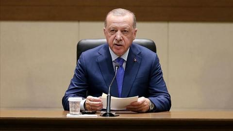 Erdogan: Turkey key to Libya peace with efforts in field, diplomacy