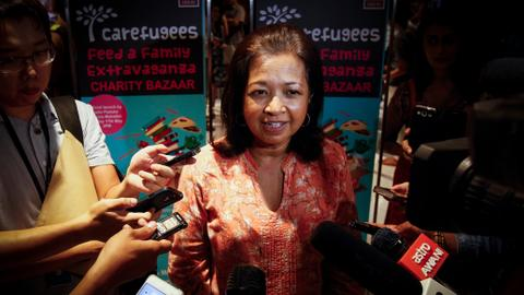 Muslim leaders must invest in people, not wars - Marina Mahathir