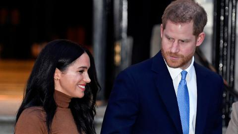 How Harry and Meghan are planning to survive