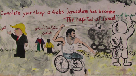 'Painting on death': Syrian artists make art with spent ammunition