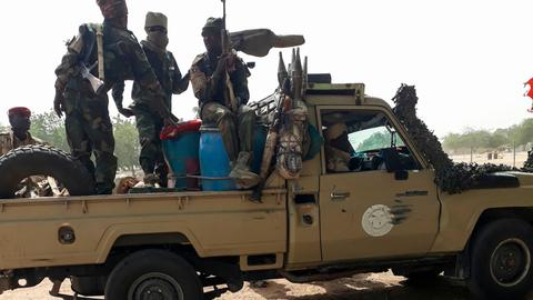 Suicide bombing in western Chad kills at least 9