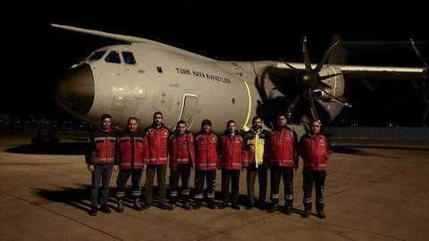 Turkey to treat nine injured in Somali bombing in Ankara
