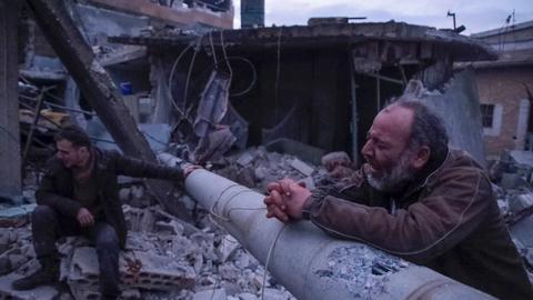 Russian air strikes kill 26 civilians in Syria