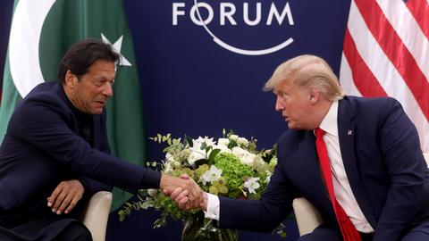 US ready to 'help' in India-Pakistan Kashmir dispute – Trump