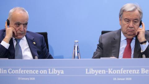 Can the UN's '5+5' meet bring lasting ceasefire to Libya?