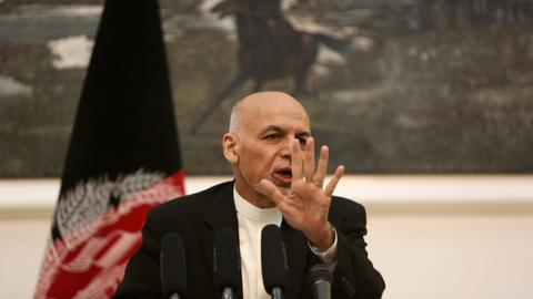 To secure peace and preserve the Afghan political system, Ghani has to go