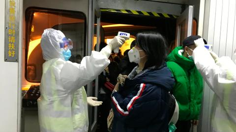 How dangerous is the Wuhan virus from China?