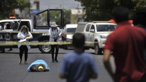 Renowned Mexican drug trade reporter shot dead
