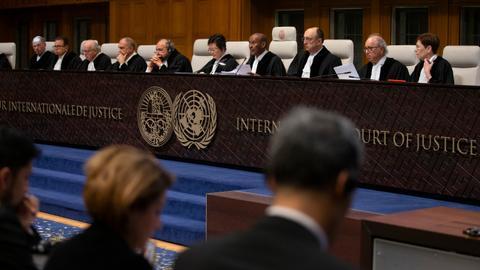 UN court orders Myanmar to 'prevent' Rohingya genocide