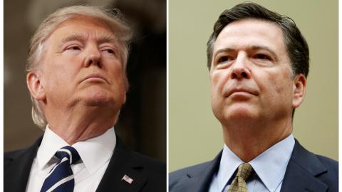 Trump asked FBI director to end Flynn investigation: Comey memo