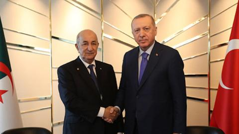 The Turkey and Algeria rapprochement on Libya, explained