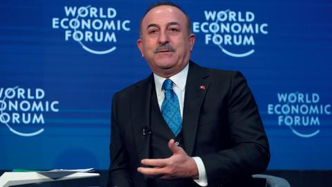 No country to send military to Libya while truce lasts - Cavusoglu