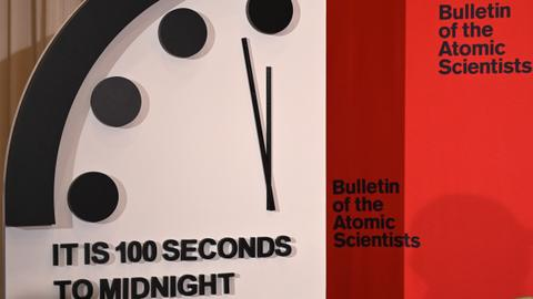 Doomsday Clock closer to midnight than ever