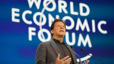 So how did Pakistan's Imran Khan fare on his Davos tour?