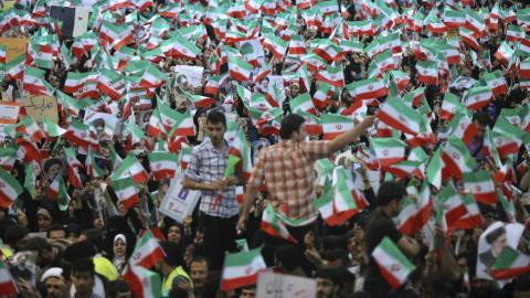 The four men vying for Iran's presidency