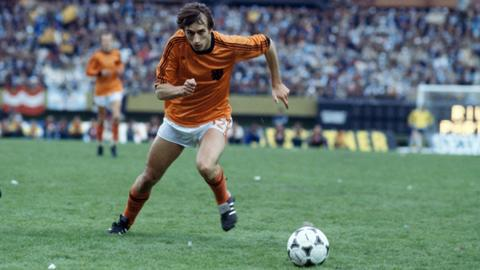 Netherlands forward Rob Rensenbrink dies at age 72
