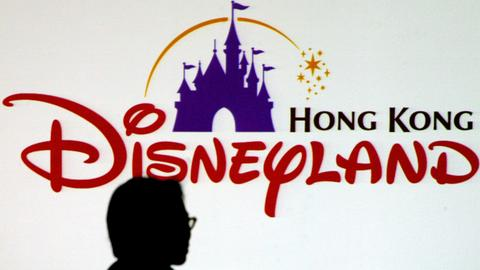 Hong Kong Disneyland says closing over China virus fears