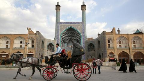 Iran's tourism nosedives after Ukrainian plane crash