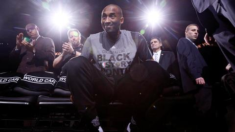 Kobe Bryant's towel from finale sells for $33K in online auction