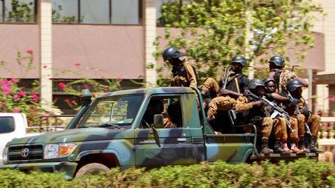 Market attack kills at least 30 in northern Burkina Faso
