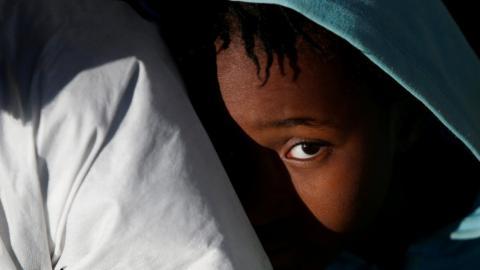 300,000 unaccompanied refugee children risk perilous journeys