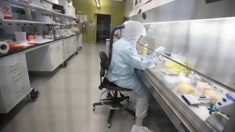 US, China and Russia rush to work on vaccine as coronavirus spreads