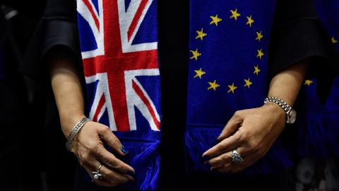 EU takes legal action against UK over attempt to overturn withdrawal deal
