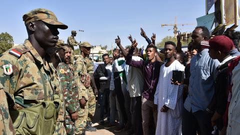 Sudan investigating transfer of guards from UAE to Libyan oil port
