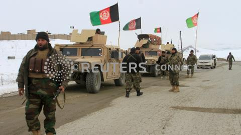 Taliban kills at least 29 Afghan security personnel in renewed clashes