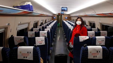 China virus evacuations begin as death toll rises