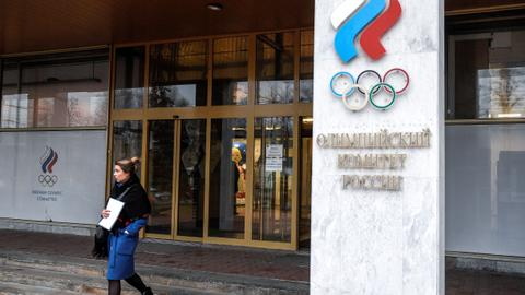 Athletics doping watchdog proposes expelling Russia from global federation