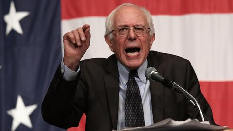 Is Bernie Sanders actually revolutionary and what does he stand for?