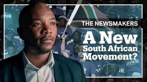 Image result for Mmusi Maimane movement