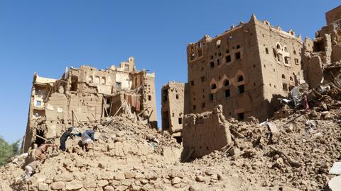 Much to Saudi's dismay, the Houthis are standing their ground in Yemen