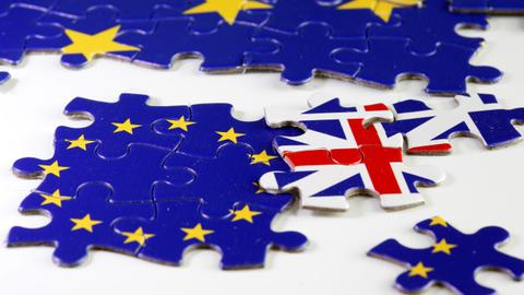 UK growth forecast slashed on eve of Brexit
