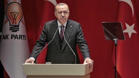Turkey will never recognise US Mideast plan – Erdogan